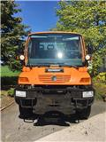 Unimog U300, 2001, Arbeitsfahrzeuge