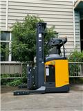 UN Forklift FBRS15 1.5ton Double Reach Truck with Zapi, 2021, Reach trucks