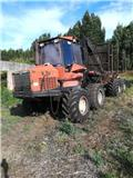 Valmet 890, 1996, Forwarders florestais