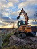 Case CX 75 C SR, 2018, Mini excavators  7t - 12t