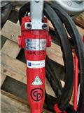 Chicago Pneumatic BRK 25 D, 2014, Hydraulic pile hammers