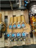 Rexroth Rozdzielacz 4 sekcje Hydraulic distributor 4 Secti, Hidráulicos