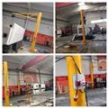 GH Jib cranes 250kg, Tower Cranes