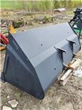 Ålö Snö, lättmaterialskopa 240 cm SMS, Accesorios para cargador frontal