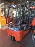 Toyota 8 FB ET 15, 2011, Electric forklift trucks