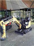 Yanmar Vio 17, 2020, Mini excavators < 7t (Mini diggers)