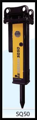Soosan Hammer SQ50 (970 kg), Kladiva