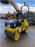 Bomag BW 90 AD-2, 2004, Twin drum rollers