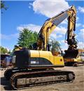 Caterpillar 320 D L LR, 2008, Crawler excavators