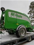 McHale Fusion 3, 2013, Round balers