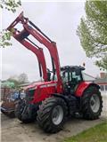 Massey Ferguson 7726, 2018, Tractors