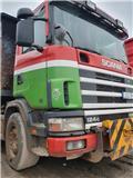 Scania R 124, 2003, Camiones desmontables