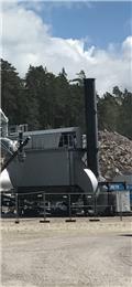 Benninghoven Dust filter incl fan etc, 2017, Asphalt-Mischmaschinen