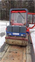 Bomag BW 151 AD-2, 1997, Tandem Valser