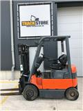 Toyota 7 FB MF 18, 2002, Electric Forklifts