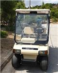 Club Car Villager 4, Masinute Golf