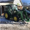 John Deere 5055 E, 2017, Traktory