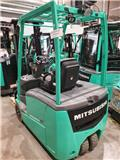 Mitsubishi FB16CPNT, 2015, Electric Forklifts