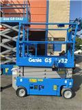 Genie GS 1932, 2015, Ножични работни платформи