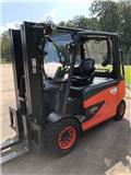 Linde E50L-01/600, 2016, Elektriske trucker