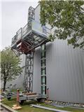 PIAT Union, 1995, Druga dvigala in dvižne ploščadi
