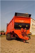 Rozrzutnik Brochard EV2000, 2012, Разбрасыватели органических удобрений