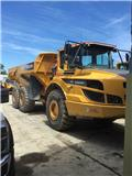 Volvo A 30, 2014, Articulated Dump Trucks (ADTs)