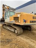 Liebherr R 934 C, 2009, Crawler Excavators