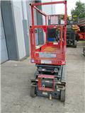 SkyJack SJIII 3219, Scissor lifts, Construction