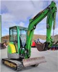 Yanmar Vio 35, 2008, Mini Escavadoras <7t