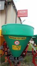 Pronar FD1-M05L, 2016, Rozrzutnik nawozów mineralnych
