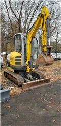 Wacker Neuson 28Z3, 2014, Crawler Excavators