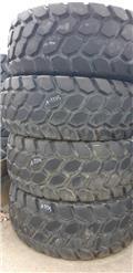 Bridgestone #A-1335 26.5R25 VJT L3, 2014, Padangos, ratai ir ratlankiai