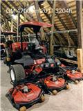 Toro GROUNDSMASTER 4700D, 2011, Rough-Mäher
