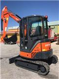 Hitachi ZX 29 U, 2014, Mini excavators < 7t (Mini diggers)