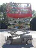TKD MEC 100-8, 2000, Scissor Lifts