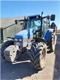 New Holland TS 115, 2001, Tractores