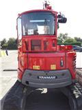 Yanmar Vio 50, 2018, Mini excavators < 7t (Penggali mini)