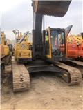 Volvo EC 210 B LC, Crawler excavators