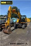 JCB JS 145 W, 2011, Wheeled Excavators