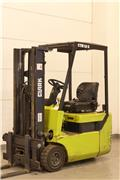 Clark CTM 12, 2000, Electric forklift trucks