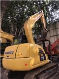 Komatsu PC70-8, 2017, Excavadoras de cadenas