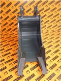 TOMAR Łyżka kopiąca 23 cm z zębami JCB 8014, 8015,, อุปกรณ์เสริมแบคโฮ