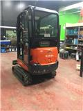 Kubota KX 016-4, 2011, Mini Excavators <7t (Mini Diggers)