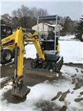 Wacker Neuson EZ17, 2017, Crawler Excavators