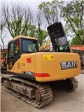 Sany SY 135, 2017, Excavadoras de cadenas
