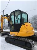 JCB 8050, 2014, Mini excavators < 7t (Mini diggers)
