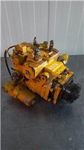 Hydromatik A4V71DA2.0R1G5A1A - Ahlmann AZ9/AS9 - Drive pump، هيدروليات