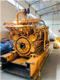 Caterpillar G 3516، 2019، محركات