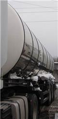 Feber 35NPUC, 2008, Cisternové přívěsy